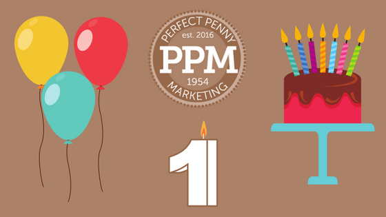 PPM is 1 years old – Start Up Tips as a Gift for You