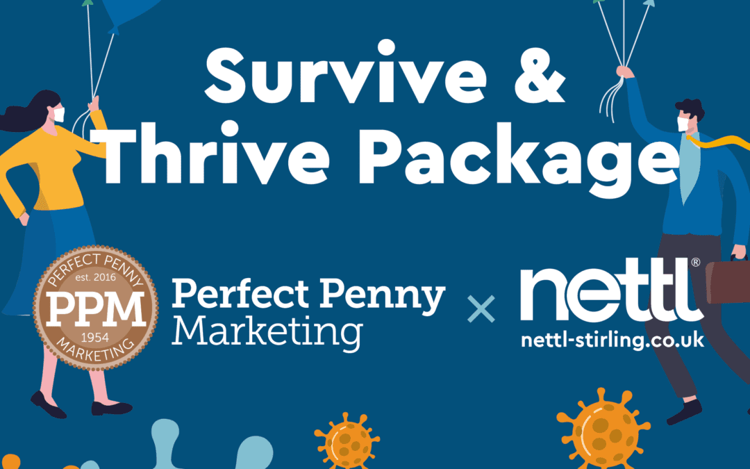 PPM x Nettl Survive & Thrive Covid Package